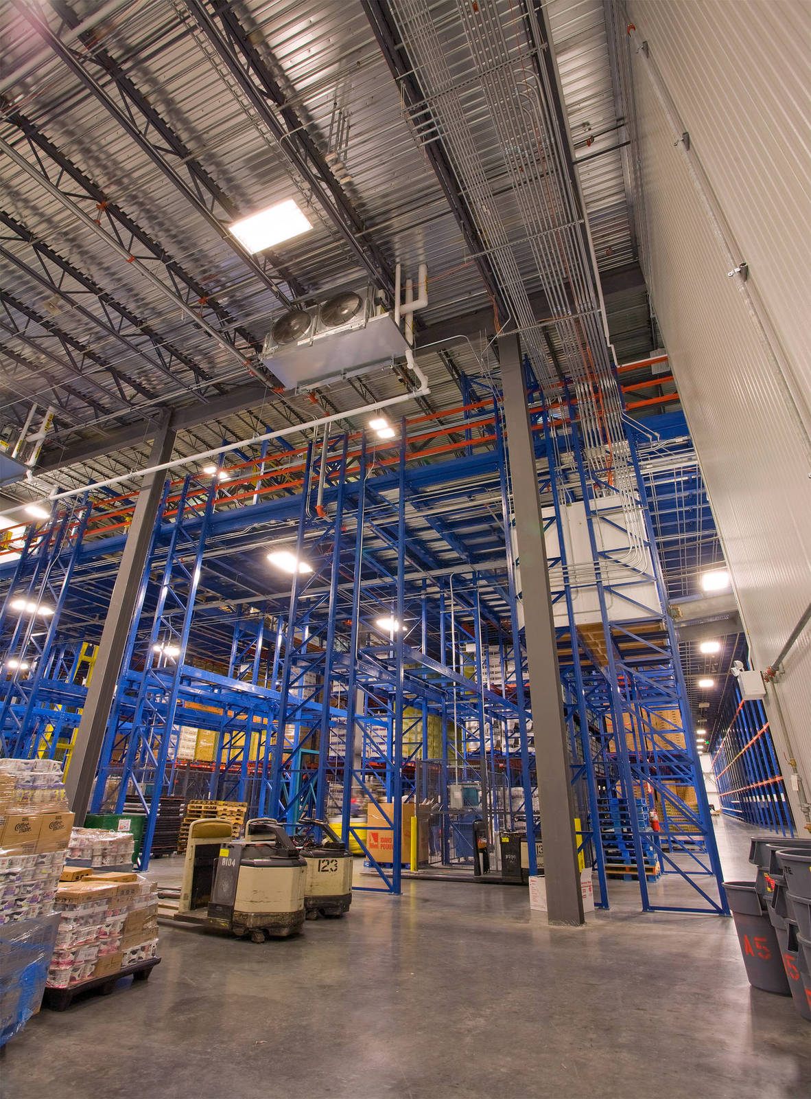 Associated Foods Distribution Center Big D Construction