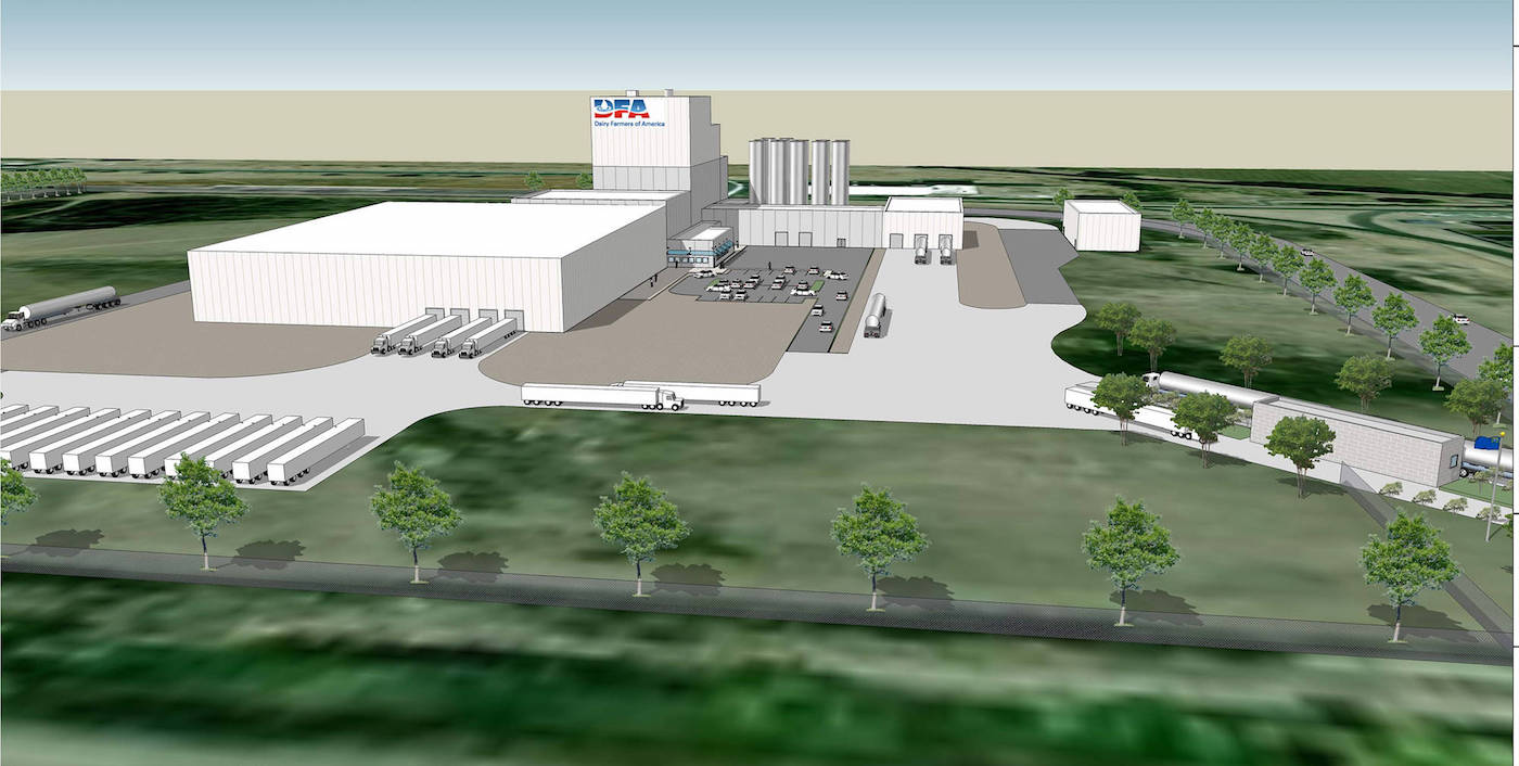 Quail hollow llc a wholly owned subsidiary of dairy farmers of america called on big d construction to help build its new facility that processes whole