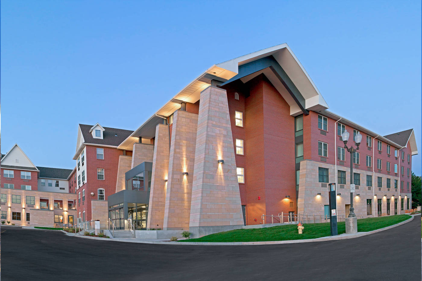 University Of Utah Guest House Expansion Conference