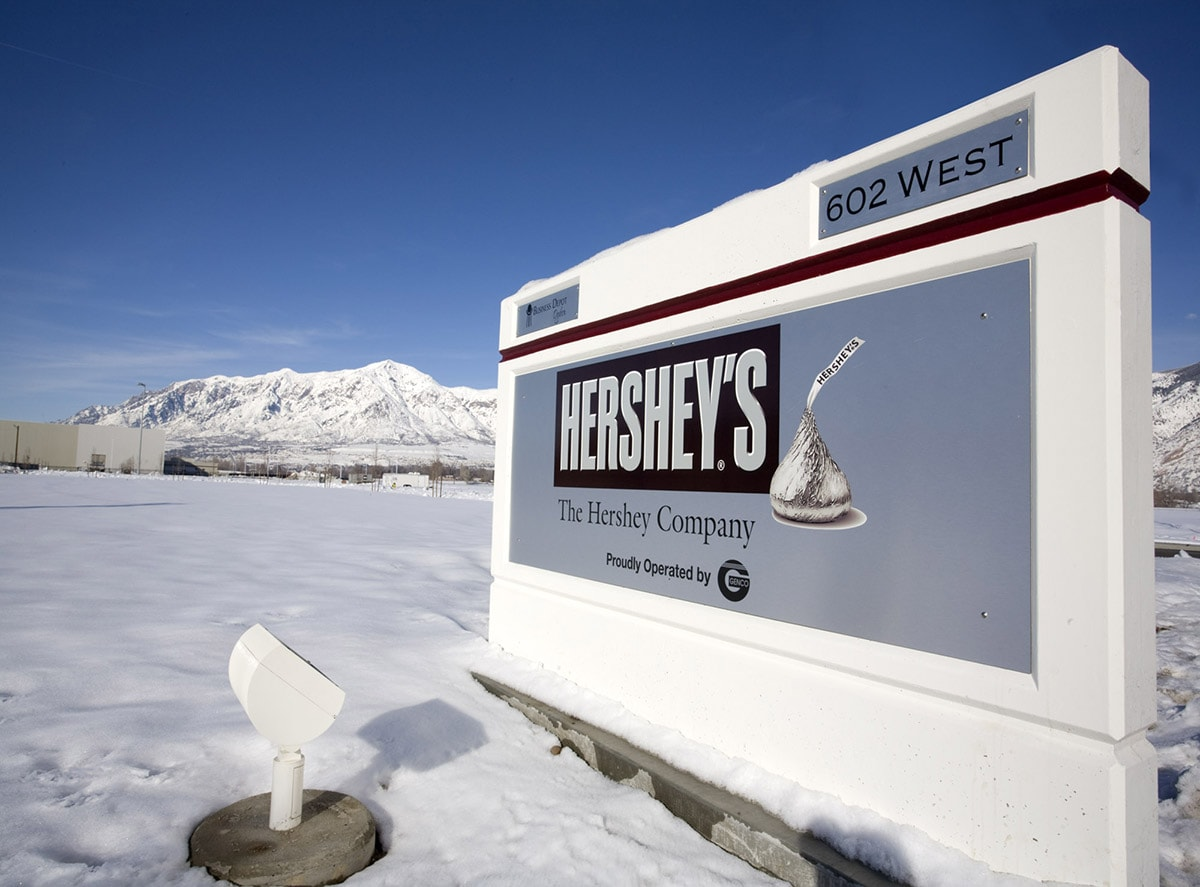 the hershey project Contact us the hershey company is dedicated to answering your questions contact us have a question about ingredients or you can't find a specific hershey's product.