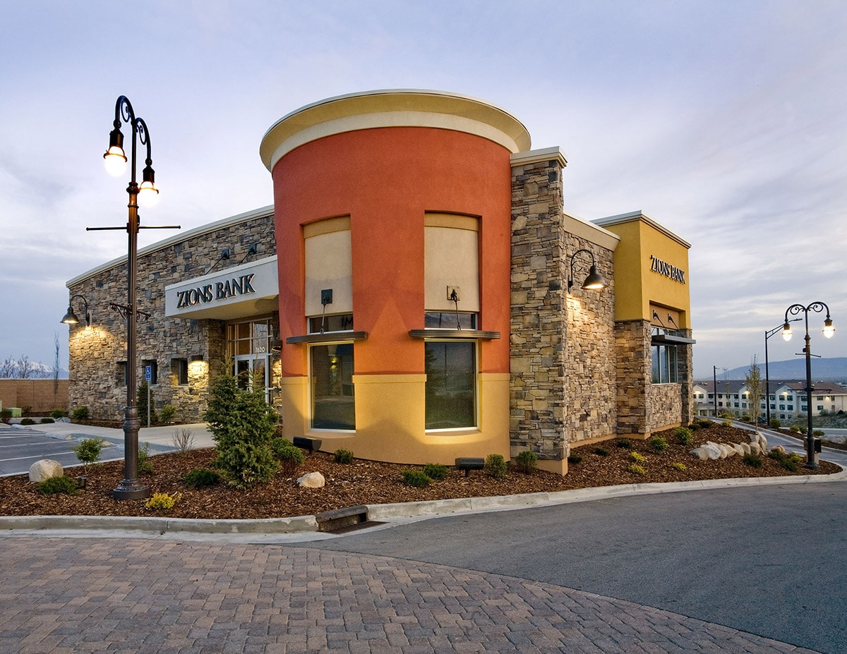 Zions Bank—Providence Branch | Big-D Construction