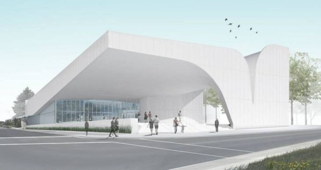 Beverley Taylor Sorenson Center for the Arts Rendering