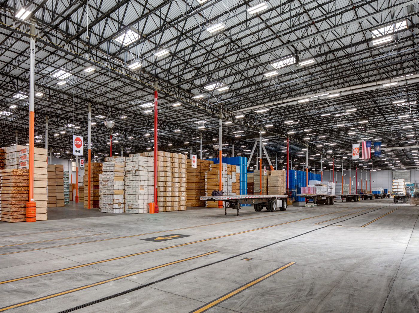Home Depot Warehouse Amp Distribution Center Big D